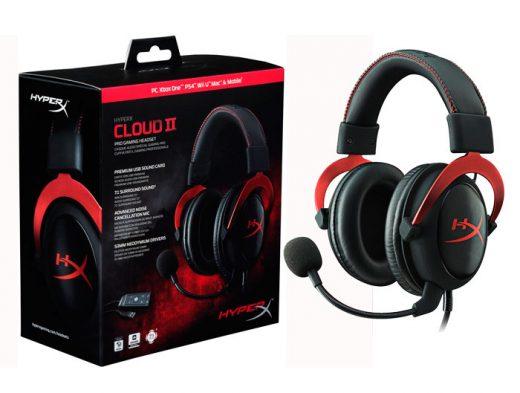 auriculares HyperX Cloud II baratos oferta blog de ofertas bdo