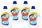 ¡Chollo! Detergente Dixan pack 4 de 30 lavados barato 15€ al -33% Descuento