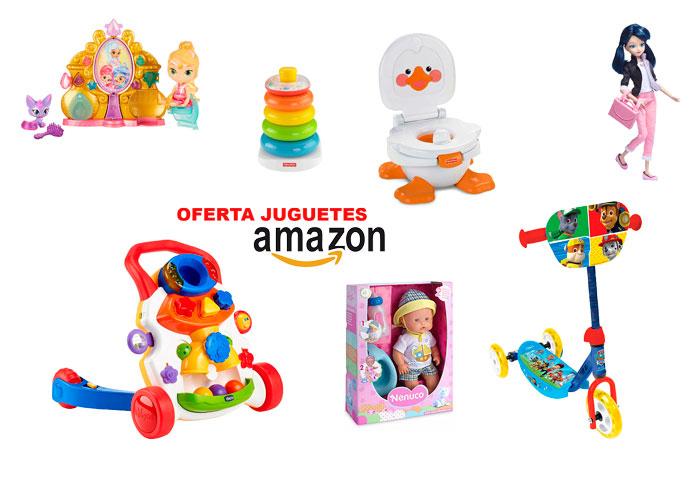 oferta juguetes y juegos de mesa amazon blog de ofertas bdo