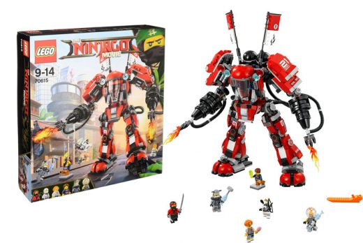 Robot del fuego LEGO Ninjago barato oferta blog de ofertas bdo .jpg