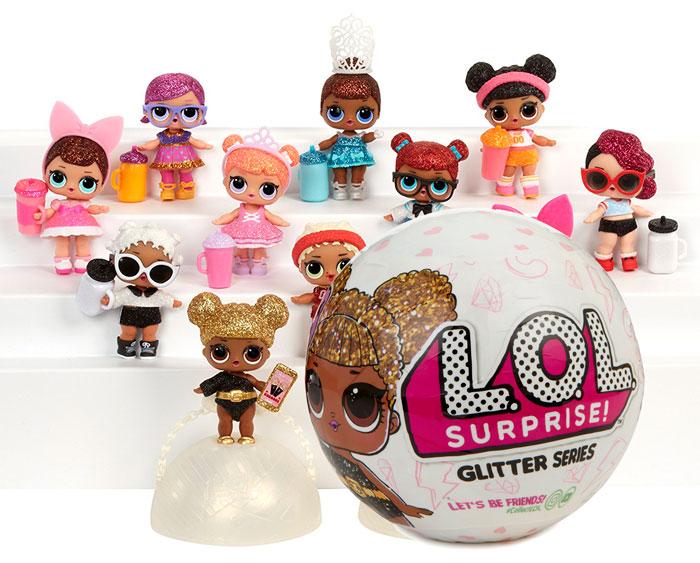 bolas lol surprise glitter disponibles amazon blog de ofertas bdo