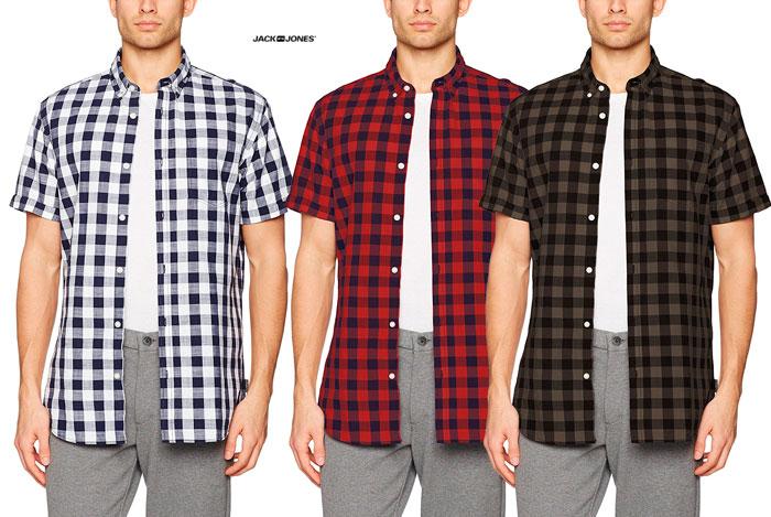 camisa jack jones Joralexander barata desde 10€ al -60% Descuento