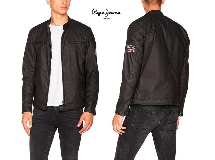 chaqueta pepe jeans racer barata chollos amazon blog de ofertas bdo