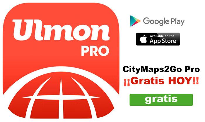 citymaps2go pro gratis chollos android apple blog de ofertas bdo