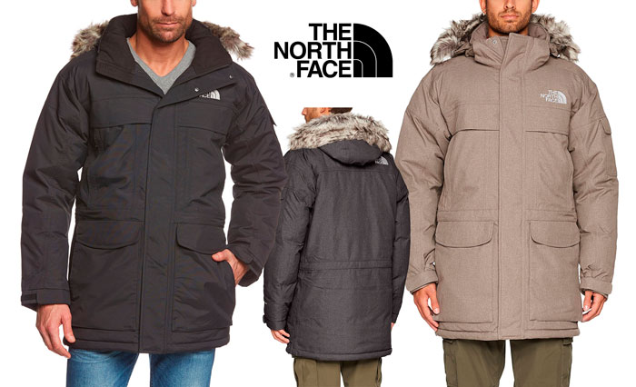 the north face mcmurdo barato