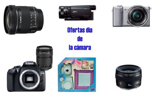 día de la cámara amazon ofertas blog de ofertas bdo