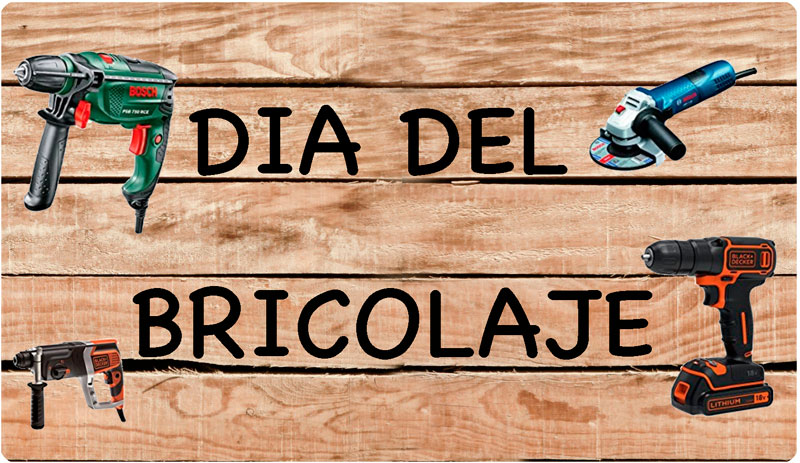 dia del bricolaje amazon blog de ofertas bdo