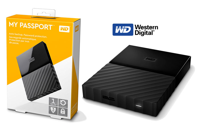 disco duro wester digital wd my passport barato chollos amazon blog de ofertas bdo