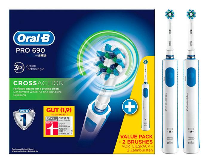 pack oral-b pro 690 barato chollos cepillo electrico chollos amazon blog de ofertas bdo