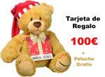¡¡Regalazo navidad!! Tarjeta regalo amazon 100€ + Peluche Gund sólo 100€