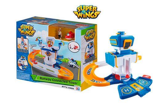 torre de control Jett & Jimbo Super Wings barata oferta blog de ofertas bdo