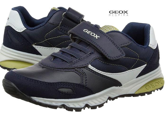Zapatillas Geox J Bernie A baratas Zapatillas Geox J Bernie A baratas