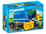 ¡¡Chollo!! Camión de Reciclaje Playmobil barato 15€, antes 29€