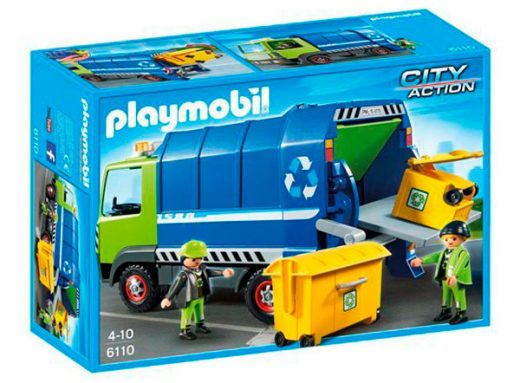 camion reciclaje playmobil barato chollos amazon blog de ofertas bdo