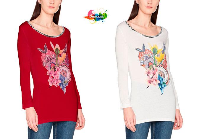 camiseta desigual simba barata oferta blog de ofertas bdo