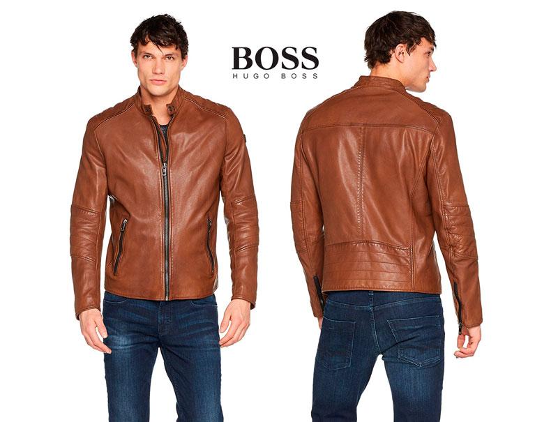 chaqueta piel hugo boss barata chollos amazon blog de ofertas bdo