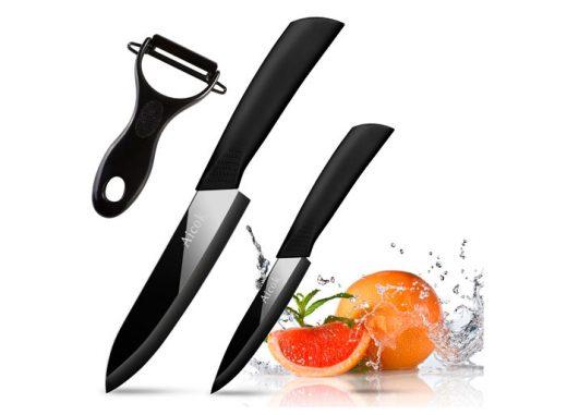 cuchillos ceramicos aicok baratos chollos amazon blog de ofertas bdo