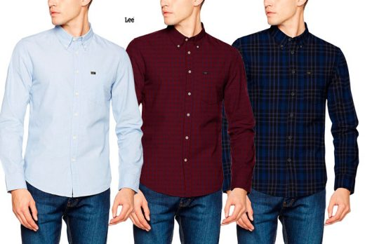 Camisa Lee Slim Button barata oferta blog de ofertas bdo .jpg
