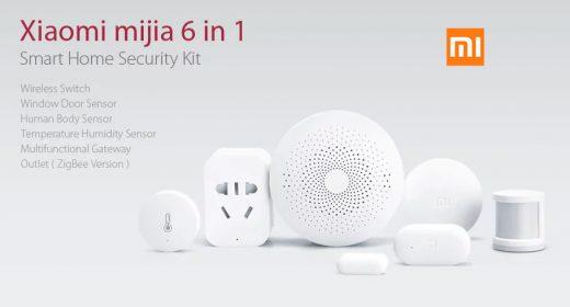 kit de alarma para el hogar xiaomi mijia smart home security barato chollos amazon blog de ofertas bdo