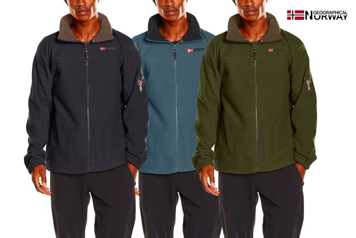 chaqueta Geographical Norway Texas barata oferta blog de ofertas bdo