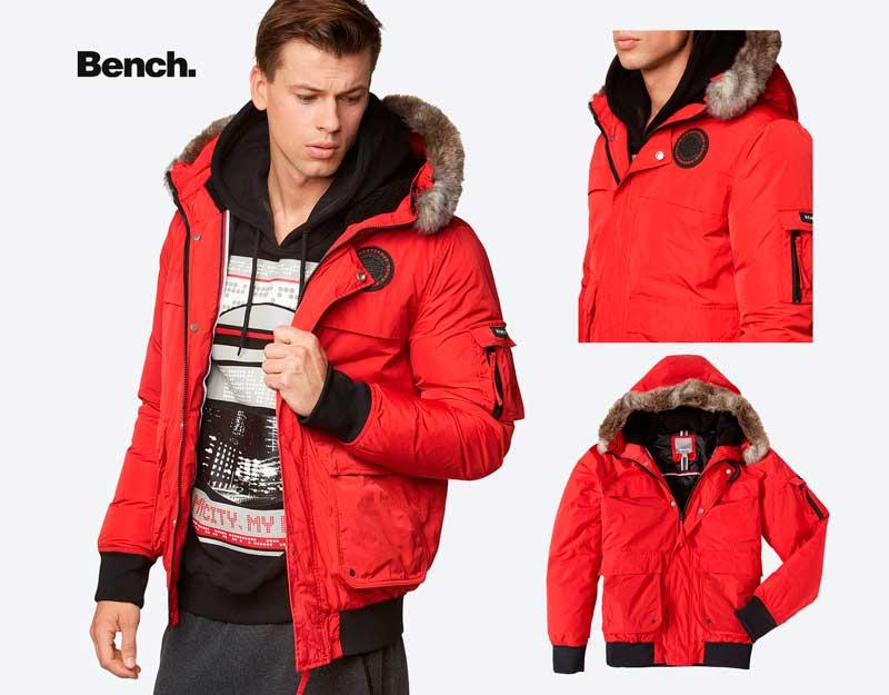 chaqueta bench nomed barata chollos amazon blog de ofertas