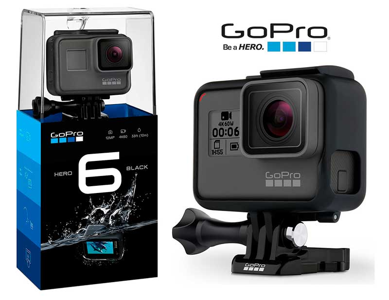 donde comprar gopro hero6 black barata chollos amazon blog de ofertas bdo