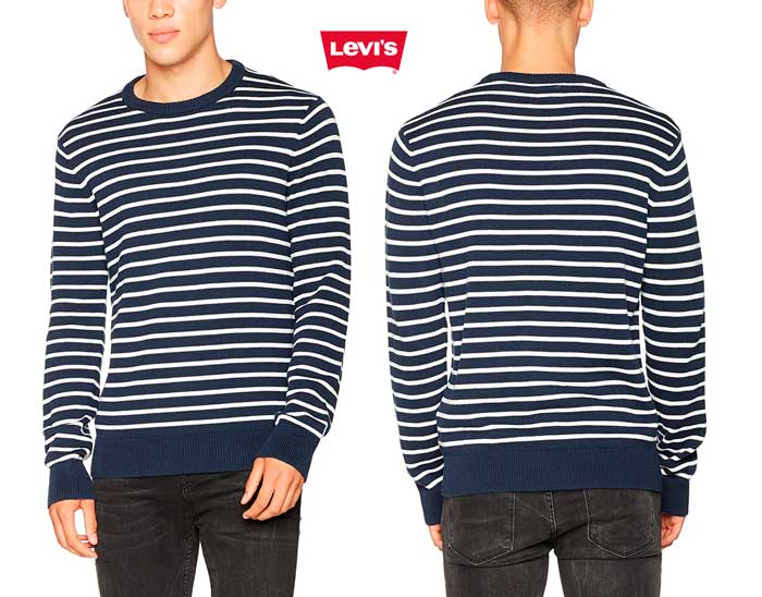 jersey levis striped barato chollos amazon blog de ofertas bdo