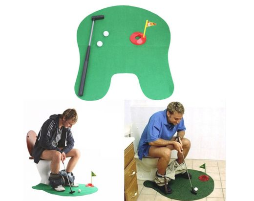 mini campo de golf para wc barato chollos gearbest blog de ofertas bdo