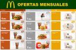 Ofertas McDonalds Marzo 2018 + Código ORO ¡Todos los Descuentos!