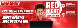 red night mediamarkt chollos amazon blog de ofertas bdo