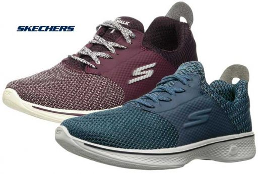 zapatillas skechers go walk 4 sustain baratas chollos amazon blog de ofertas bdo