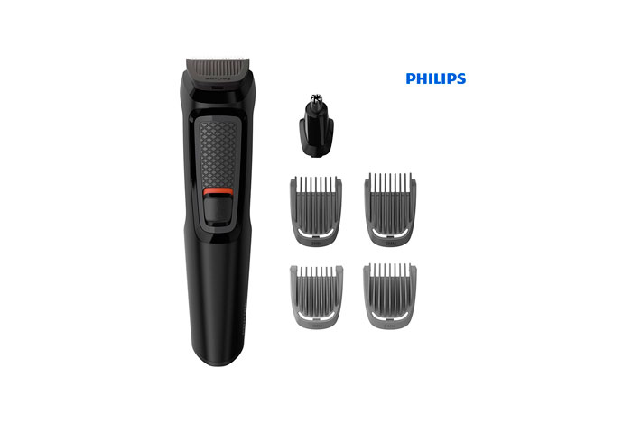 Afeitadora Philips Multigroom Series 3000 barata