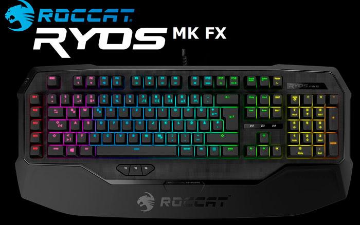 teclado mecanico roccat ryos mx  fx  barato chollos amazon blog de ofertas bdo