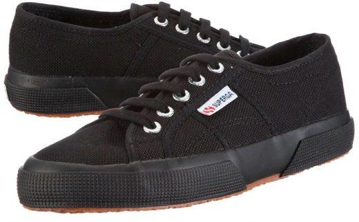 zapatillas superga 2750 negras baratas chollos amazon blog de ofertas bdo