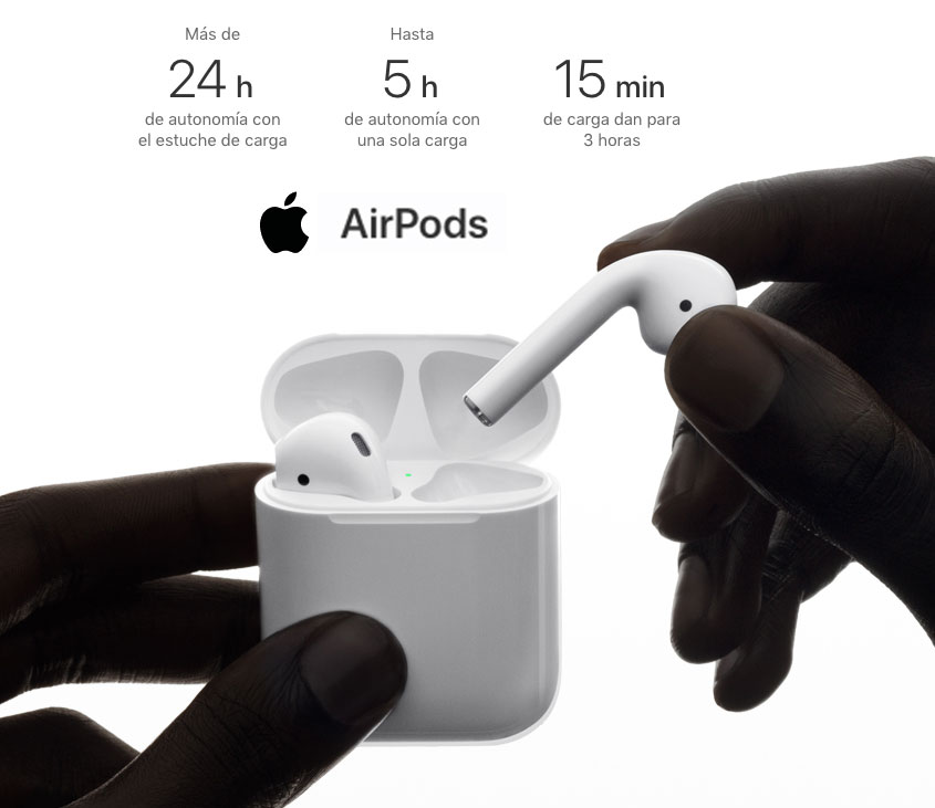 auriculares airpods apple baratos chollos amazon blog de ofertas bdo