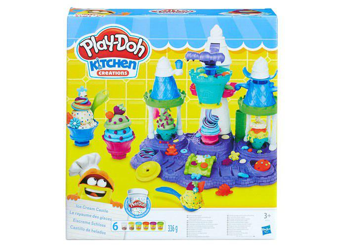 castillo de los helados play-doh barato chollos amazon blog de ofertas bdo