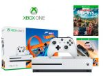 Chollazo Xbox One S 1TB Forza Horizon 3 + Hot Wheels + Far Cry 5 sólo 264€