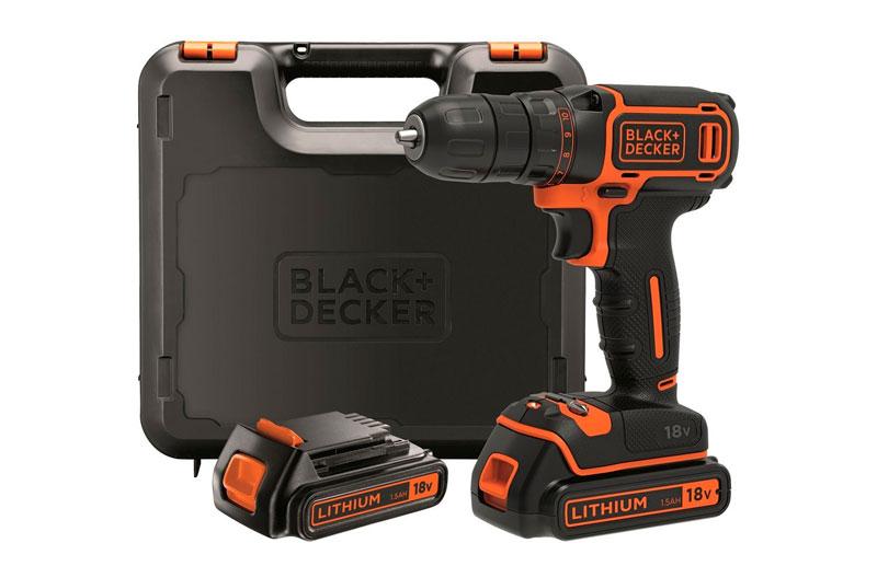 taladro black decker bateria 18v barato chollos amazon blog de ofertas bdo