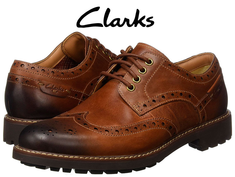 zapatos clarks montacute wing baratos chollos amazon blog de ofertas bdo