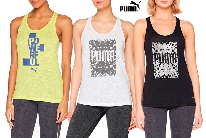 Camiseta Puma Essential barata