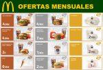 Ofertas McDonalds Mayo 2018 + Código ORO ¡Todos los Descuentos!
