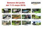¡Semana del jardín Amazon!  Del 7-13 Mayo