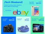 ¡Chollos Ebay! ¡Tech Weekend Ebay! Hasta martes 15-05-2018
