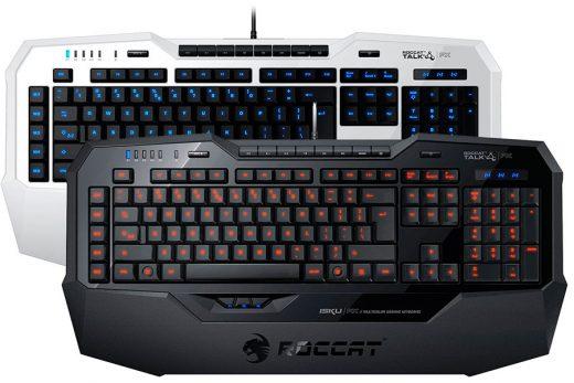 teclado roccat isku fx barato chollos amazon blog de ofertas bdo
