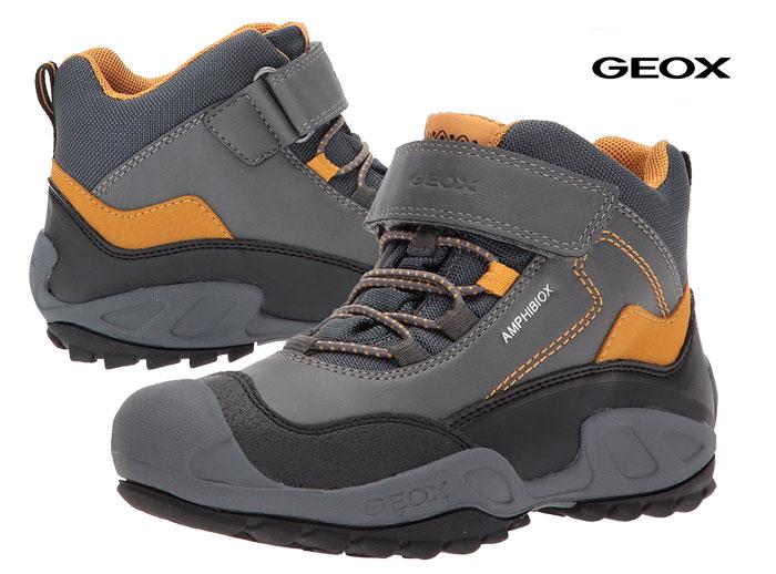 Zapatillas altas Geox J New Savage B ABX baratas