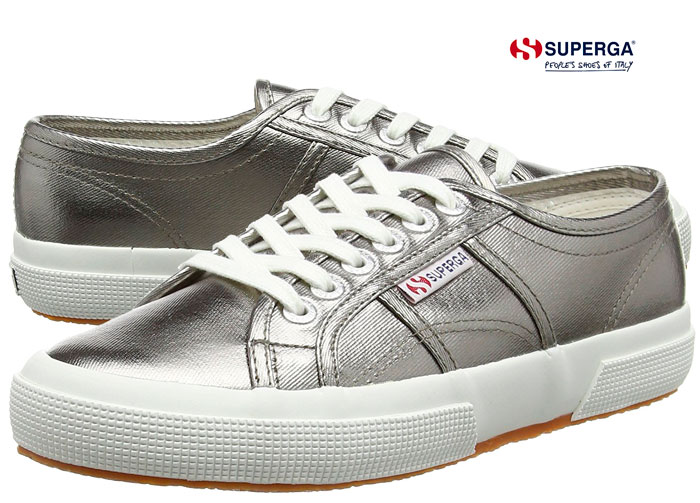 Zapatillas Superga Plateadas baratas chollo bdo blog de ofertas