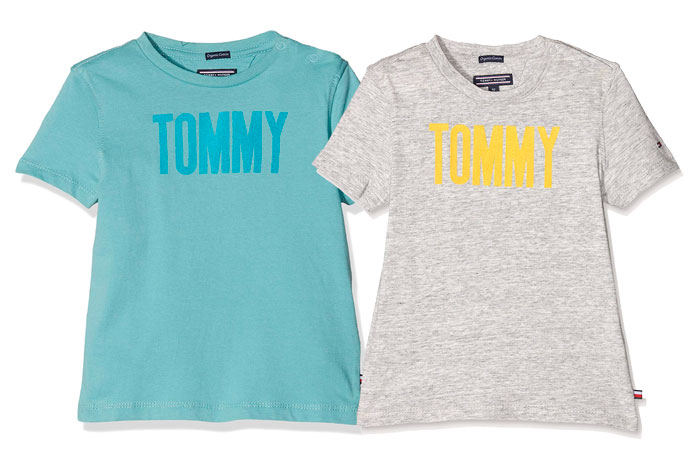 Camiseta Tommy Hilfiger Ame barata