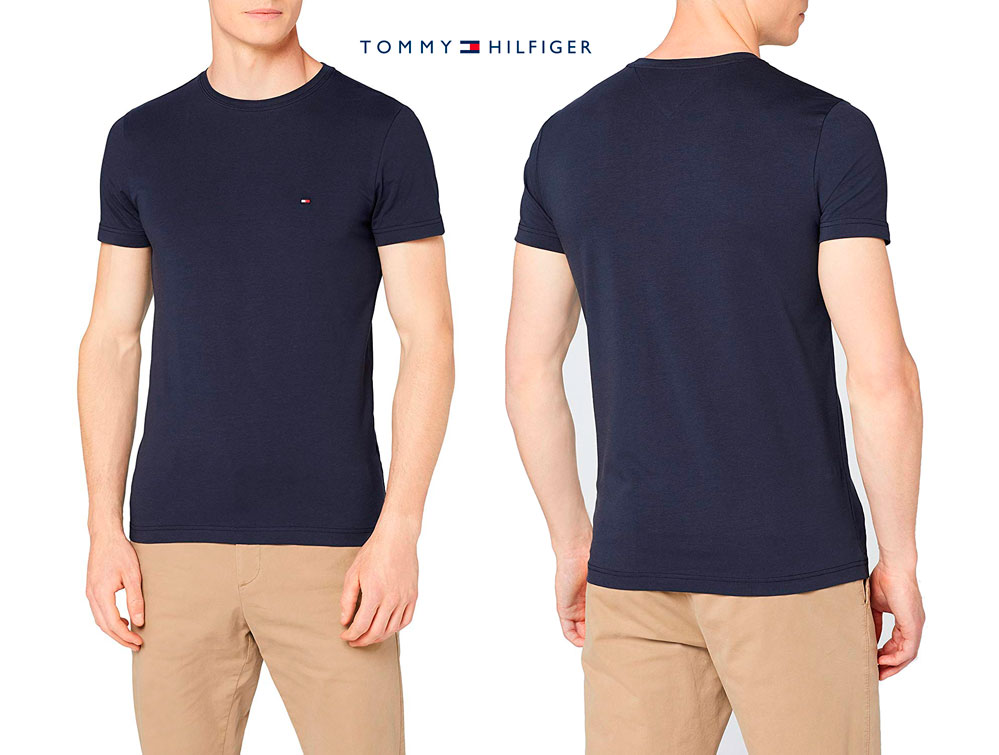 camiseta tommy hilfiger barata chollos amazon blog de ofertas bdo