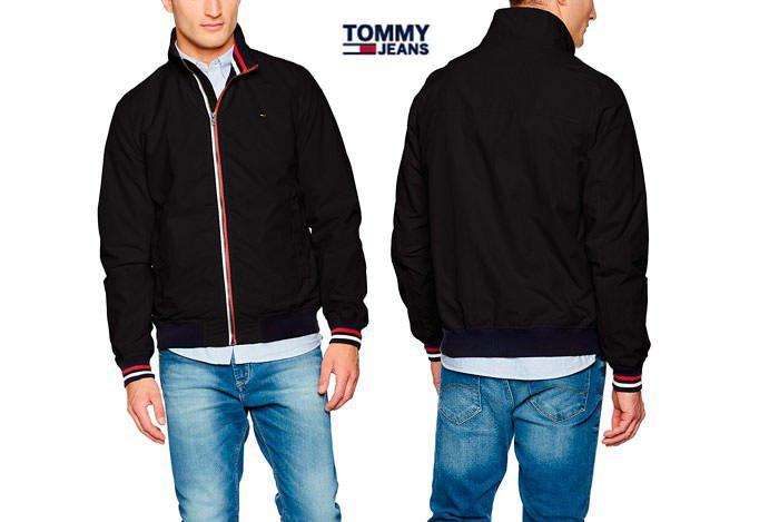 chaqueta tommy jeans barata
