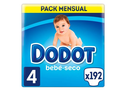 dodot bebe seco barato